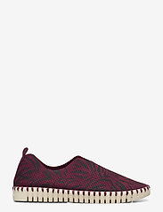 Ilse Jacobsen - FLATS - baskets slip-on - winetasting - 1