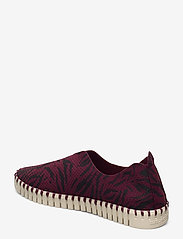 Ilse Jacobsen - FLATS - baskets slip-on - winetasting - 2