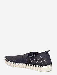 Ilse Jacobsen - Flats - slip-on sneakers - 01 black - 2