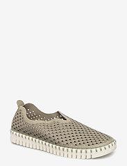 Ilse Jacobsen - Flats - slip-on sneakers - 463 laurel green - 0