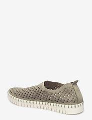 Ilse Jacobsen - Flats - slip-on sneakers - 463 laurel green - 2