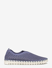 Ilse Jacobsen - Flats - slip-on sneakers - 600 navy - 1