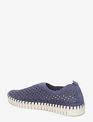Ilse Jacobsen - Flats - slip-on sneakers - 600 navy - 2