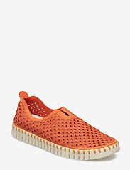 Ilse Jacobsen - Flats - slip-on sneakers - camelia - 0