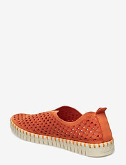 Ilse Jacobsen - Flats - slip-on sneakers - camelia - 2