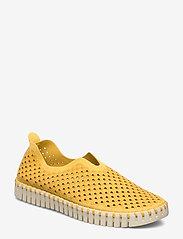 Ilse Jacobsen - Flats - slip-on sneakers - golden rod - 0