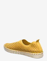 Ilse Jacobsen - Flats - slip-on sneakers - golden rod - 2