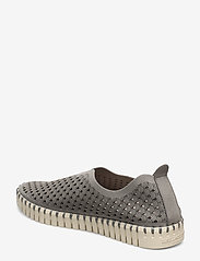 Ilse Jacobsen - Flats - slip-on sneakers - grey - 2