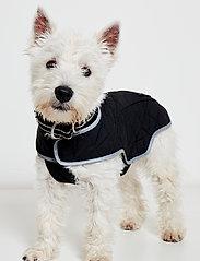 Ilse Jacobsen - Dog Quilt Coat - hundezubehör - black - 0