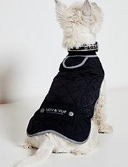 Ilse Jacobsen - Dog Quilt Coat - hundezubehör - black - 4