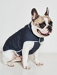 Ilse Jacobsen - Dog Quilt Coat - dog accessories - india ink - 0