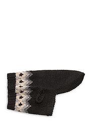 Dog Knit - BLACK