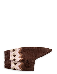 Dog Knit - BROWN