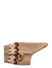 Dog Knit - NATURAL