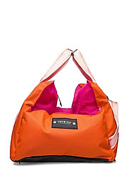 Dog Car Seat - RED ORANGE