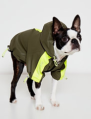 Ilse Jacobsen - Dog Rain Cover - dog accessories - army - 0