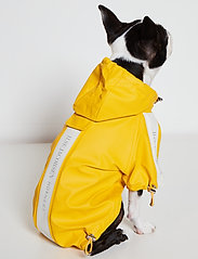 Ilse Jacobsen - Dog Rain Cover - dog accessories - cyber yellow - 4