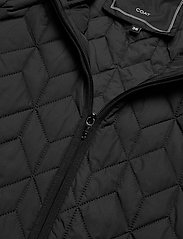 Ilse Jacobsen - Padded Quilt Coat - dynefrakke - black - 4