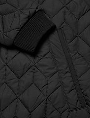Ilse Jacobsen - Padded Quilt Coat - dynefrakke - black - 6