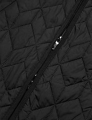 Ilse Jacobsen - Padded Quilt Coat - dynefrakke - black - 7