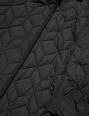 Ilse Jacobsen - Padded Quilt Coat - dynefrakke - black - 8