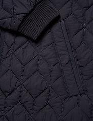 Ilse Jacobsen - Padded Quilt Coat - dynefrakke - dark indigo - 6