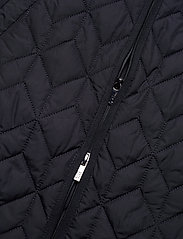 Ilse Jacobsen - Padded Quilt Coat - dynefrakke - dark indigo - 7