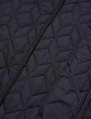 Ilse Jacobsen - Padded Quilt Coat - dynefrakke - dark indigo - 8