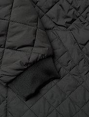 Ilse Jacobsen - Padded Quilt Coat - dynefrakke - black - 3