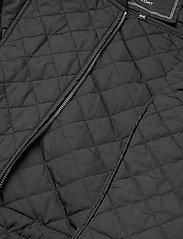 Ilse Jacobsen - Padded Quilt Coat - dynefrakke - black - 4