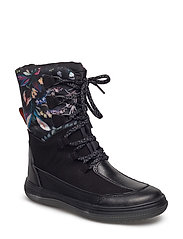 WARM BOOT - 01 BLACK