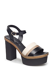 HIGH HEEL SANDAL - 01 BLACK