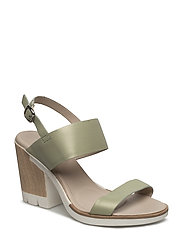 HEELED SANDAL - MINT