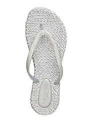 Ilse Jacobsen - FLIPFLOP WITH GLITTER - teenslippers - silver - 3
