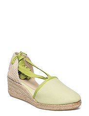 ESPADRILLE - LAUREL GREEN