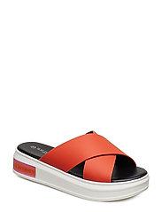 buy online ff14d 2076e SANDALS - DEEP RED
