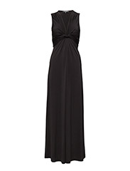 WOMENS LONG DRESS - 001 Black
