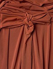 Ilse Jacobsen - Dress - cocktailkjoler - redwood - 3