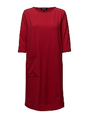 DRESS - 303 DEEP RED