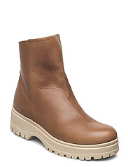 ANKLE BOOT - CLAY