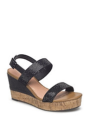 WOMENS SANDAL - 01 BLACK