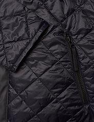 Ilse Jacobsen - Light Quilt Jacket - forede jakker - black - 3