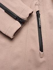 Ilse Jacobsen - 3/4 RAINCOAT - manteaux de pluie - adobe rose - 6