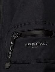 Ilse Jacobsen - HIP-LENGTH SOFTSHELL RAINCOAT - manteaux de pluie - indigo - 4