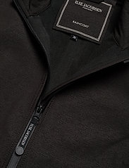 Ilse Jacobsen - Raincoat - regnjakker - black - 7