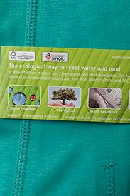 Ilse Jacobsen - Rain - rainwear - 490 viridan green - 7