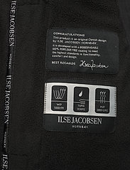 Ilse Jacobsen - LONG RAINCOAT - regntøj - army - 7