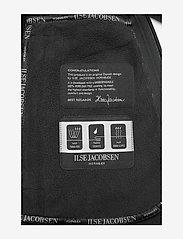 Ilse Jacobsen - LONG RAINCOAT - manteaux de pluie - black - 4