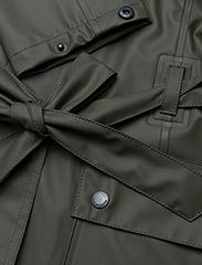 Ilse Jacobsen - RAINCOAT - manteaux de pluie - army - 2