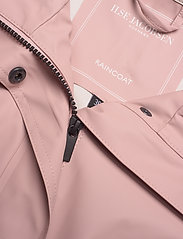 Ilse Jacobsen - RAINCOAT - regnjakker - adobe rose - 2